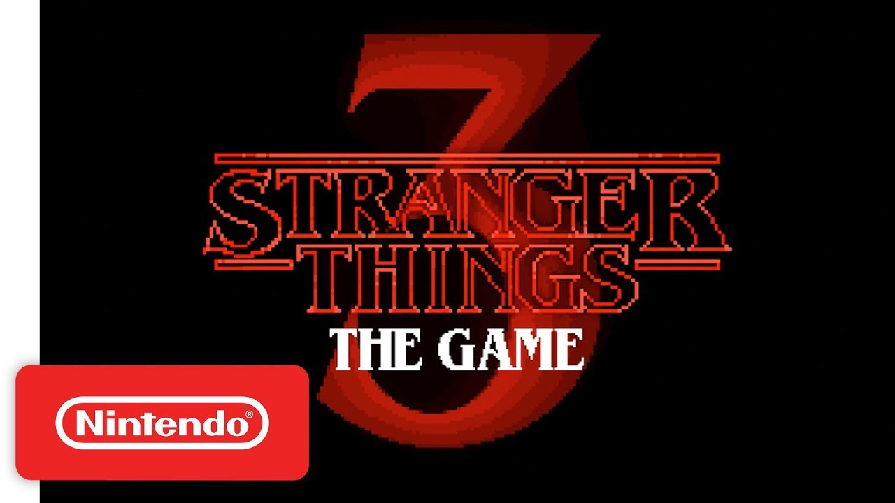 Stranger Things 3: The Game – Gameplay Trailer – Nintendo Switch