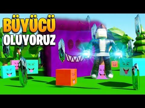 🧙 Büyücü Oluyoruz! 🧙 | Magic Simulator | Roblox Türkçe