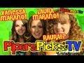 LAURA MARANO & VANESSA MARANO Finally Answer PIPER's #RAURA Ross Fandom Question & Give Updates!