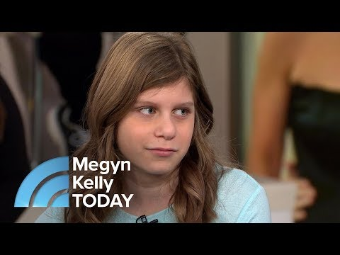 Hear The Inspiring Message One Transgender Girl And Her Parents Want To Share   Megyn Kelly TODAY