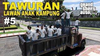 PELAJAR LAWAN ANAK KAMPUNG #5 - GTA 5 INDONESIA