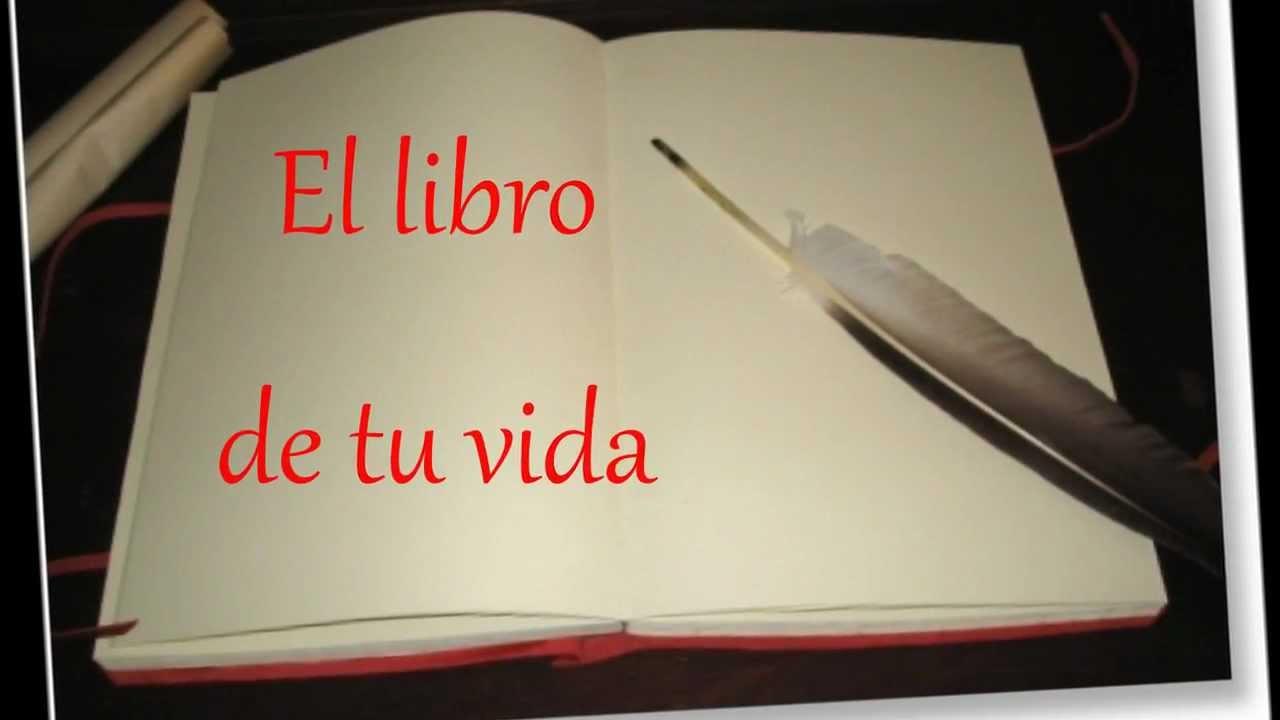 poema el libro de tu vida por alex granda z youtube