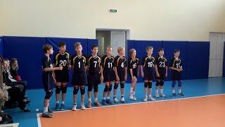 Волейбол (Калининская 2003 vs Калуга)