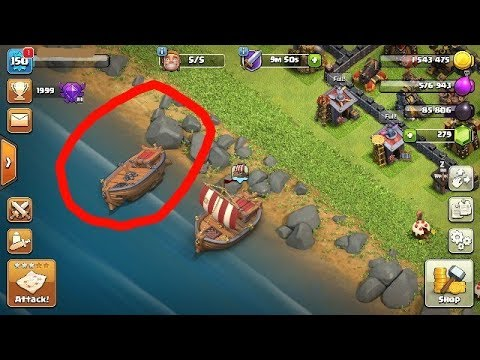 Omg 😲 Get 2 Boats In Your Village ? Clash Of Clans