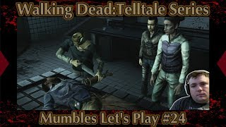 Clementine Where Are You? - The Walking Dead Season 1 Telltale - Let
