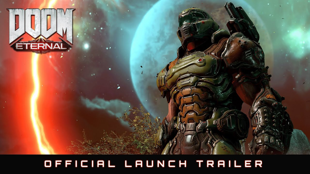 DOOM Eternal – Official Launch Trailer thumbnail