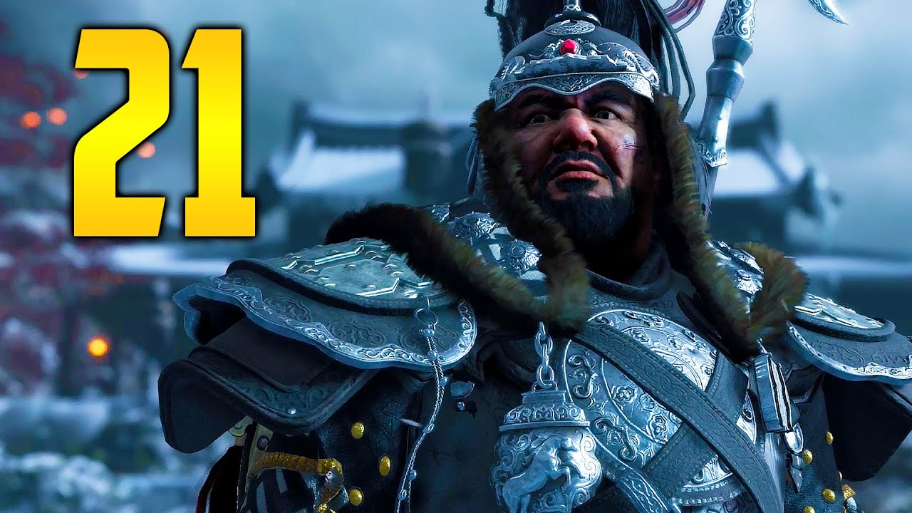 Ghost of Tsushima - Part 21 - THE FINAL BATTLE (Gameplay Walkthrough, Let's Play)