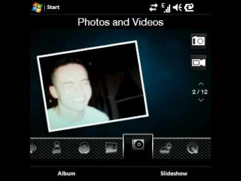 Manila3D on Samsung SGH-i907
