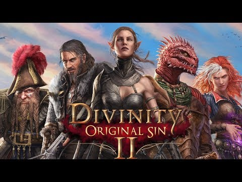 Divinity: Original Sin II - Part 16 | Red hot Lizard love