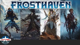 FROSTHAVEN - LES INFOS