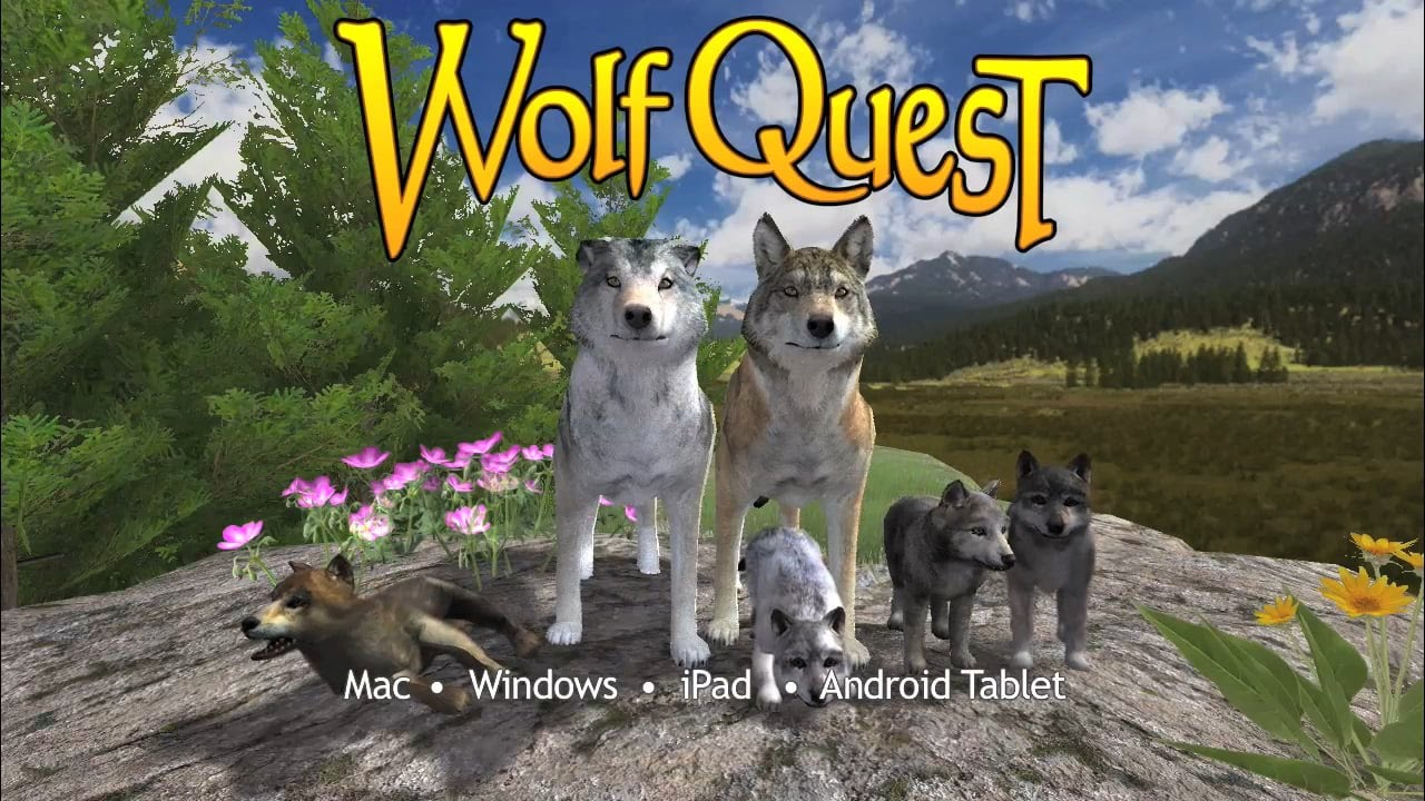 wolfquest 2.7 free download full version