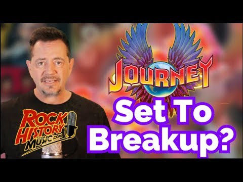 Is Journey Ready To Break Up? Neal Schon Is Really Mad Now