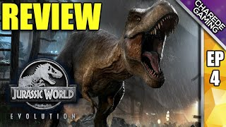 Jurassic World Evolution Review   Charede Reviews Ep #4