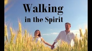 Walking in the Spirit by  Dixie Jubilee. (A POWERFUL MUSIC VIDEO!)
