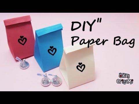 Okay! ll Origami Shopping Bags, 紙袋, bolsa de papel