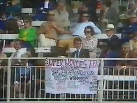 1973 B&H Cup Final Kent vs Worcestershire