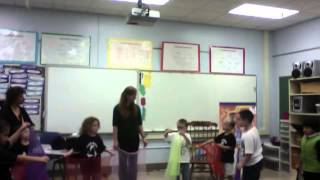 Duvall Elementary Kindergarten; Echo Lesson Plan