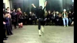 amazing traditional caucasian dance