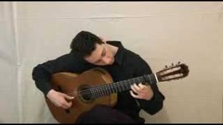 Spanish Guitar: Granadina by Carlos Montoya