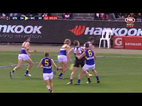 Round 20 AFL - St Kilda v West Coast Eagles Highlights