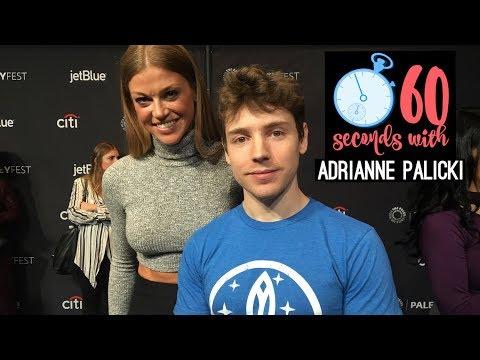60 Seconds with Adrianne Palicki