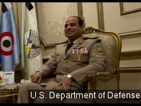 Egypt's Military Leaders Clear Sisi For Presidential Bid