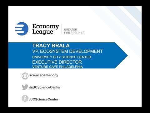 Episode #6: Bigger, Bolder & Braver with Tracy Brala, University City Science Center & Venture Cafe
