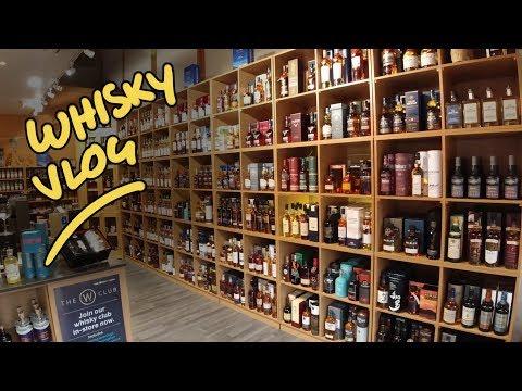 The Whisky Shop - Whisky Vlog UK