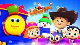 Christmas Songs | Jingle Bells | Nursery Rhymes & Songs for Babies | Kids Cartoons