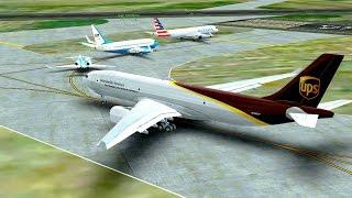 Infinite Flight Airbus A330 Cargo. Multiplayer.ATC.
