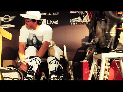Swatch Proteam All Access -- Red Bull X-Fighters Dubai 2012