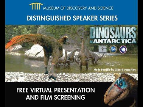 Distinguished Speaker Series: Dinosaurs of Antarctica