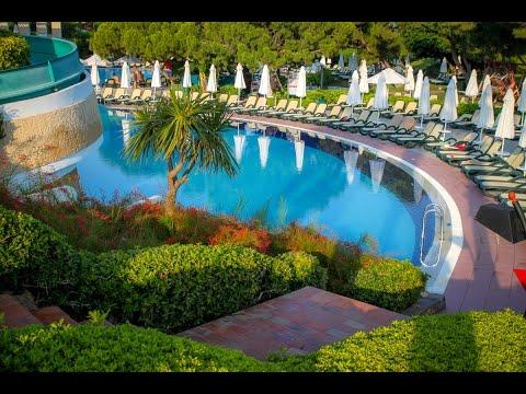 Limak Atlantis De Luxe Hotel & Resort, Belek, Turkey, 2016,  (HD)