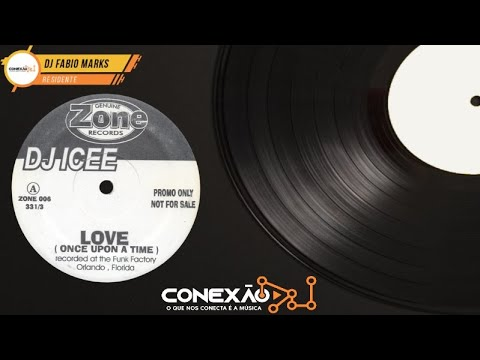 DJ Icee - Love (Once Upon A Time) [HQ] - Breakbeat, 90's