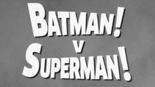 """Batman v Superman"" Circa 1949: ""Vulture Remix"" Episode 15"