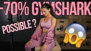 -70% CHEZ GYMSHARK !!! (ceci n'est pas un putaclic)