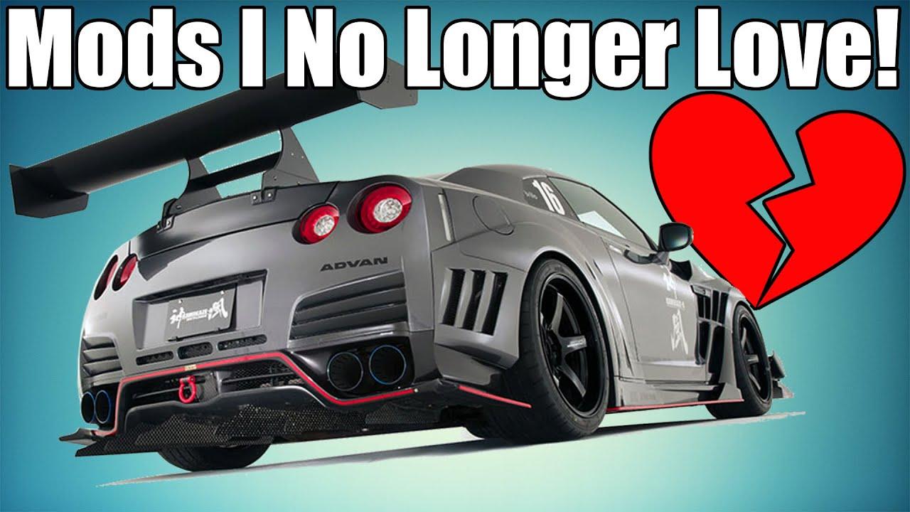 5 Car Mods I No Longer Love!