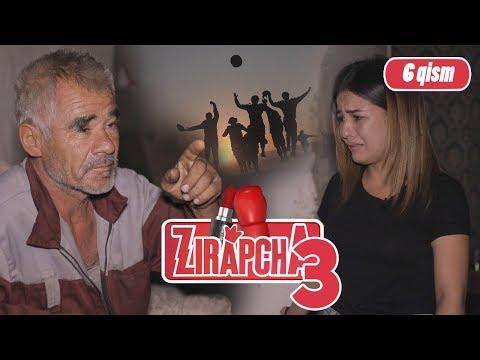 Zirapcha - Guli Otasiga Qattiq Baqirdi (3 Mavsum) 6-qism
