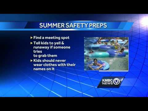 Tips for staying safe at theme parks this summer