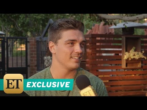 EXCLUSIVE: Dean Unglert Reacts to F**kboy Accusations, Explains Why He's Not the 'Bachelor'