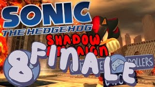 Sonic 06 Shadow Campaign UNCUT (Part 8) - Controller Rollers, ft. Kirbopher