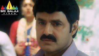 Palanati Brahmanaidu Telugu Movie Part 9/11 | Bala Krishna, Sonali Bendre | Sri Balaji Video