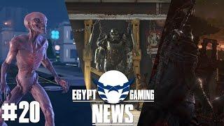 EGN episode 20 - FALLOUT 4 confirmed !!! , XCOM 2 & Dark Souls 3