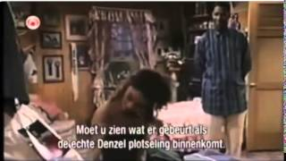 Denzel Washington, Blooper on A Different World