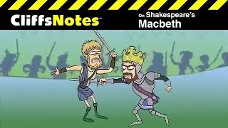 Shakespeare's MACBETH | CliffsNotes Video Summary