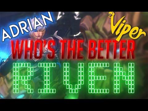Adrian & Viper Riven Montage