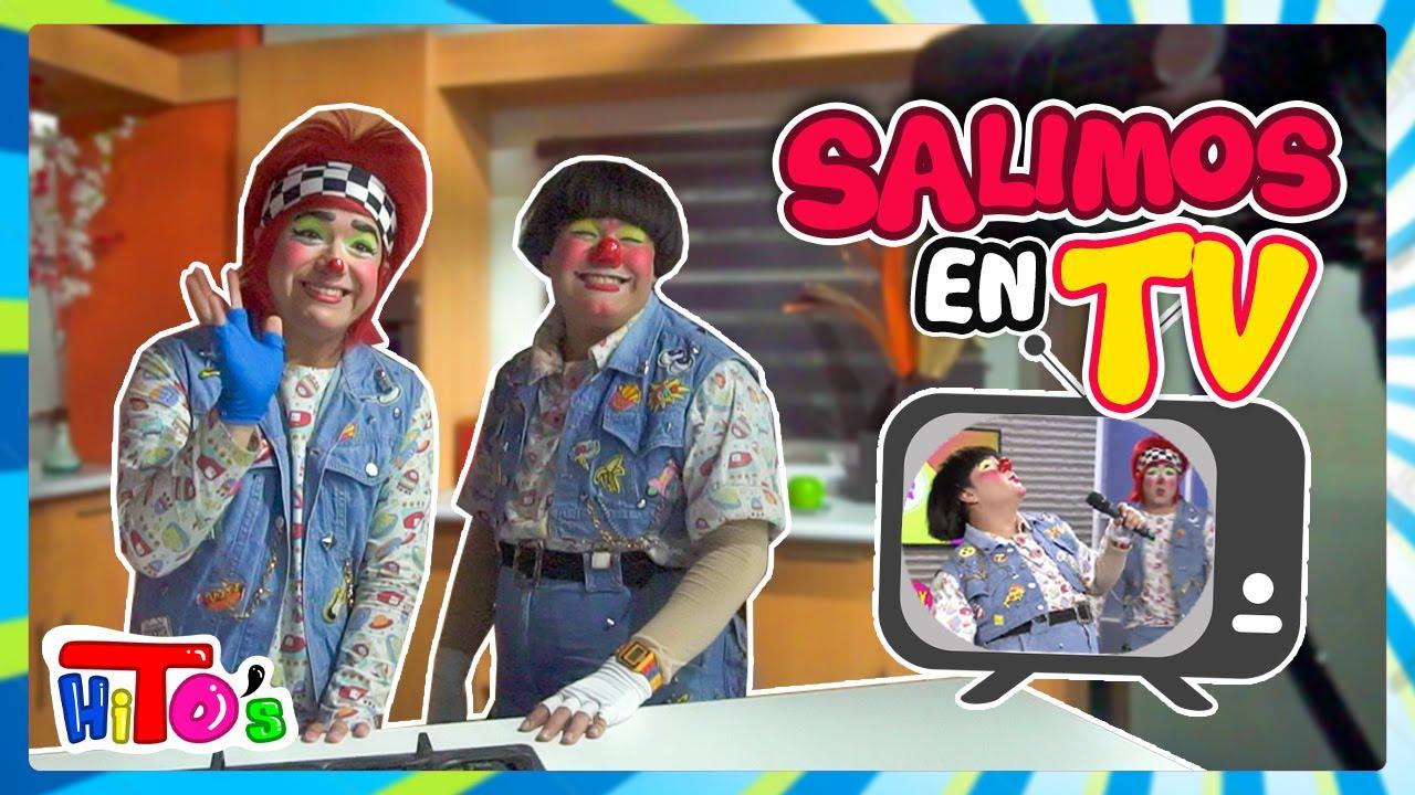 SALIMOS en TELEVISIÓN | Hitos | Ramito y Gordito