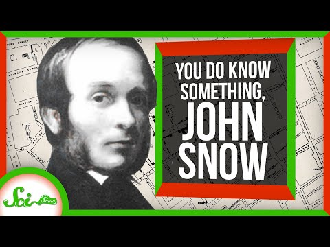 The Real Story of John Snow