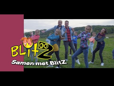 BLITZ - SAMEN MET BLITZ (Officiële Videoclip)
