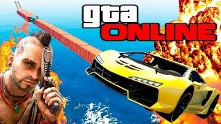 ПОЛИЦЕЙСКОЕ БЕЗУМИЕ !!! GTA 5 ONLINE - PC #236